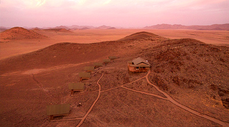 Kanaan N/a'an ku sê Desert Retreat Accommodation